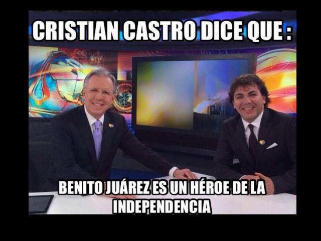 Cristian Castro es la burla en redes sociales