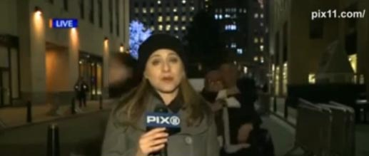 Pareja se burla de muerte de Garner en medio de transmisión en vivo (video)