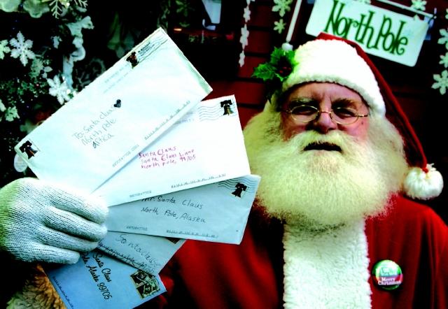 #BuenosDíasLA: ¡Anímalos a escribirle a Santa! Sí responde