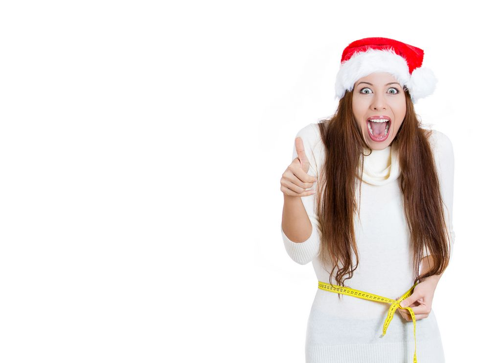 Se estima que durante la temporada festiva se gana un promedio de seis libras.