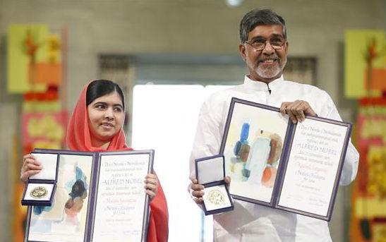 Los premiados acudieron a Oslo a recoger el galardón.