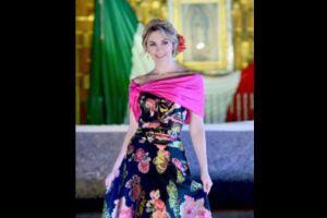 Aracely Arámbula le cantará a la Virgen de Guadalupe