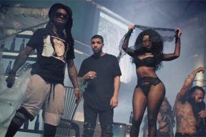 Nicki Minaj se pasa de la raya en el video de su tema 'Only'