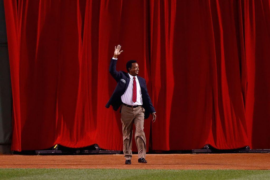 Pedro Martínez espera el llamado a la inmortalidad del béisbol