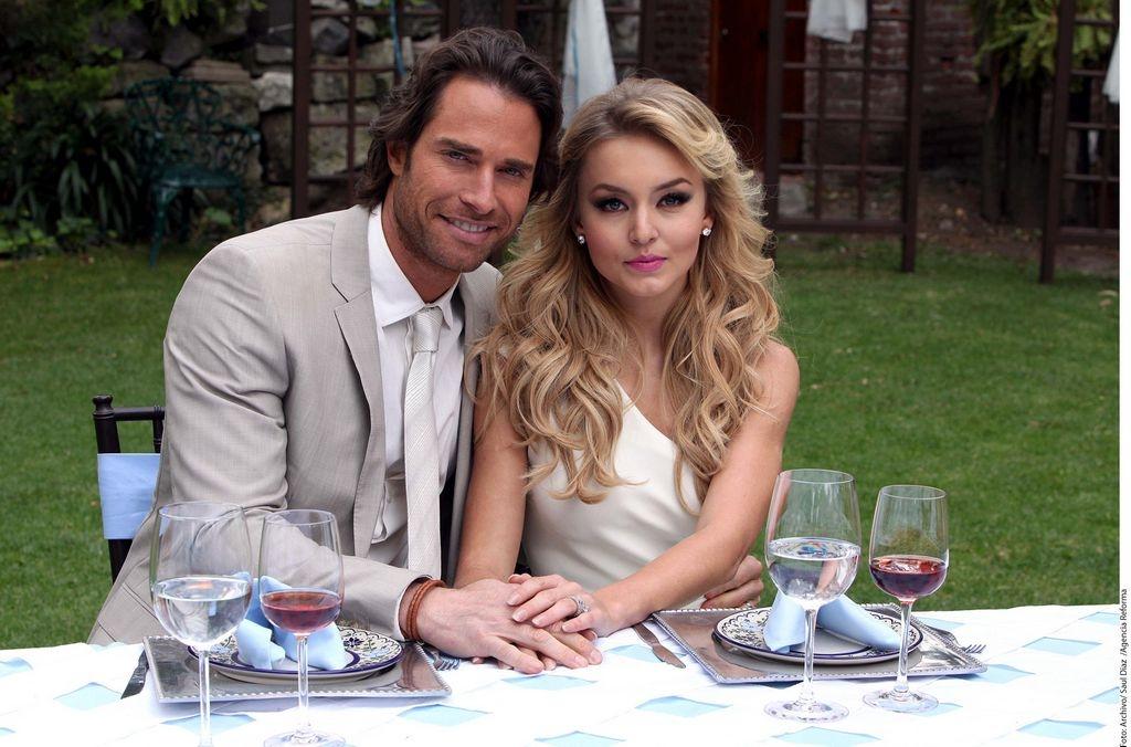 Angelique Boyer y Sebastián Rulli, ¿a punto de casarse?