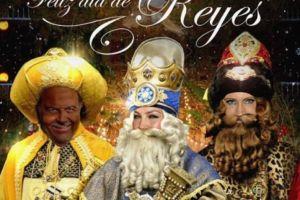 Ya llegaron los Reyes Magos a la casa de los famosos
