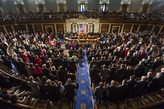 Hombres blancos son mayoría en el nuevo Congreso