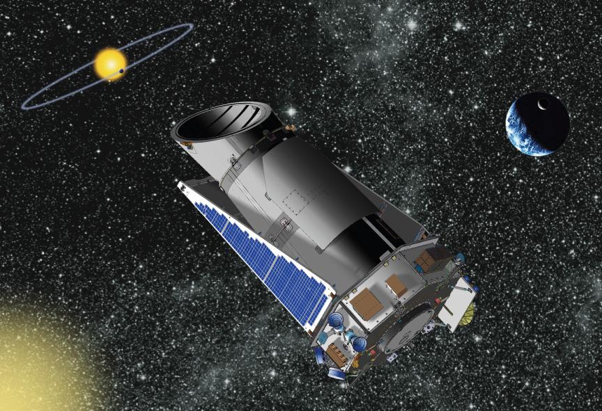 El telescopio espacial Kepler de la NASA ha descubierto ya varios planetas que pueden ser habitables.