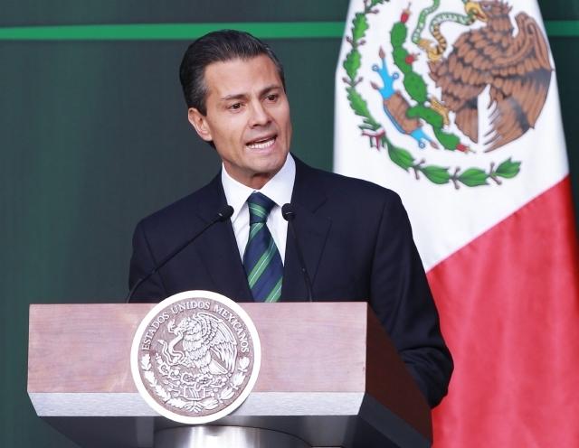 El mandatario mexicano realiza una visita a EEUU.