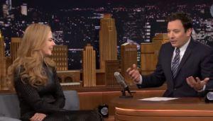 Jimmy Fallon arruinó una cita con Nicole Kidman (video)