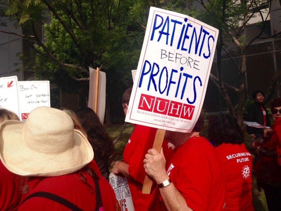 Huelga en Kaiser afecta a pacientes con problemas mentales