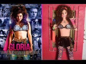 Figura de la película 'Gloria' se vuelve popular en redes sociales