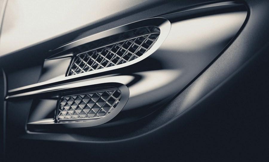 Bentayga: el SUV de Bentley presenta su denominación