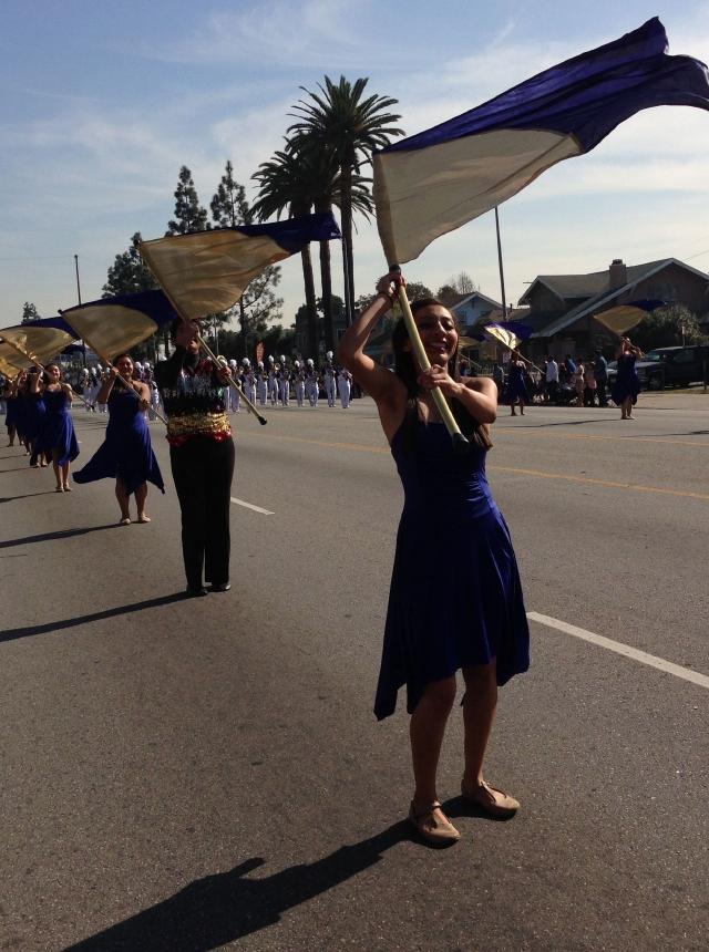 Los Ángeles honra a MLK con un  desfile multiétnico