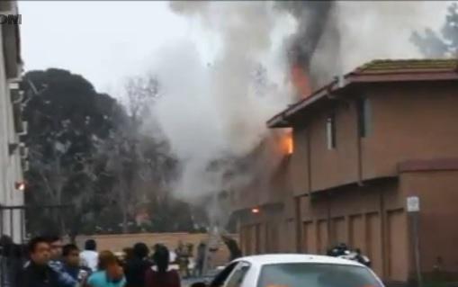 Fallece pequeño de 3 años tras incendio en San Juan Capistrano