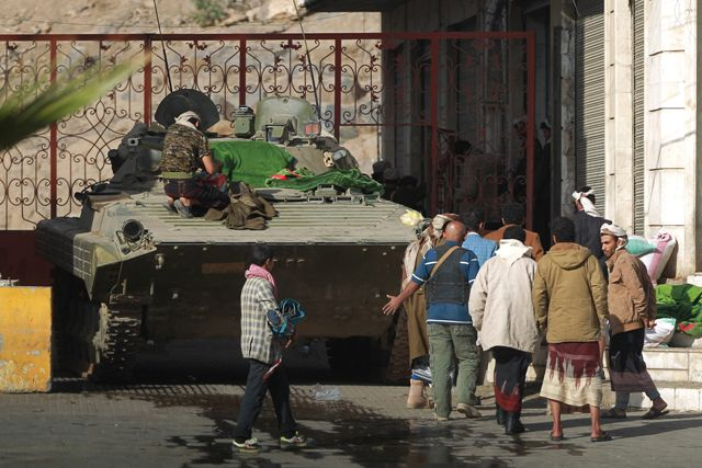 Rebeldes hutíes y el presidente yemení alcanzan un acuerdo