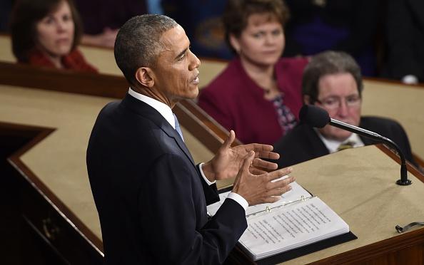 Discurso del presidente Barack Obama sobre el Estado de la Unión