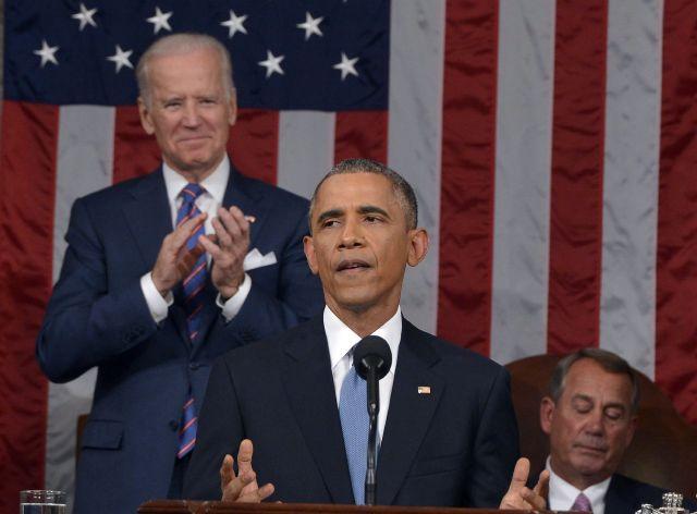 Visita triunfal al Congreso
