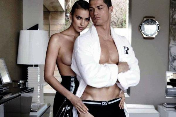 Le cuesta caro a Cristiano Ronaldo la ruptura con Irina Shayk