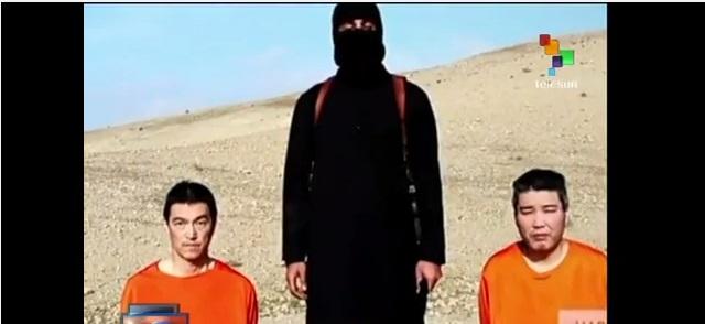 Obama condena aparente ejecución de rehén japonés por ISIS