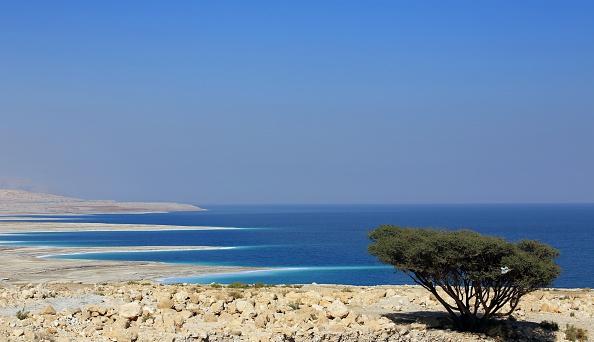 El Mar Muerto, a punto de ser enterrado (video)