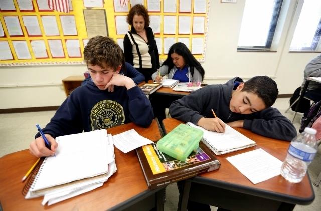 La escuela es una de 7 en California en ser considerada un modelo en el programa Watch-Taking Center Stage.