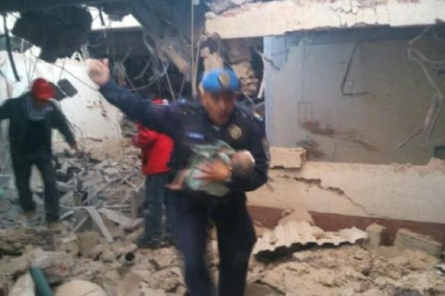 La pequeña de apenas seis meses rescatada por Mauro conmovió al mundo.