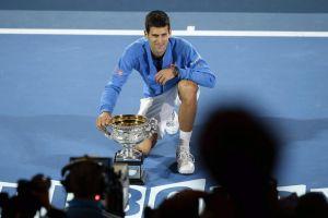 Djokovic superó a Andy Murray y se quedó con el primer Grand Slam del año