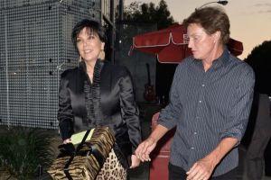 Kris Jenner no habla de Bruce Jenner ni con sus amigos íntimos