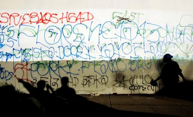Más sanciones a grafiteros que dañen murales