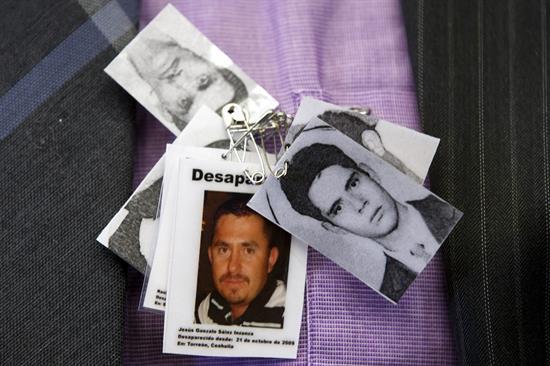 México promete para junio una  Ley de Desapariciones Forzadas