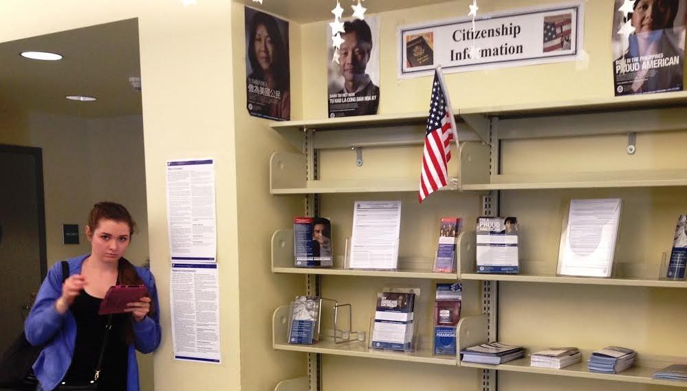 Personas interesadas pueden ir a cualquier biblioteca pública de LA a informarse sobre DAPA y DACA.