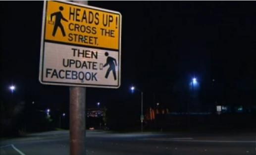 Tal vez con estos avisos despegues la mirada del celular