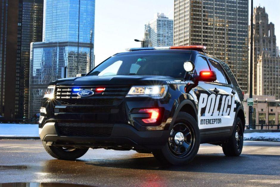 Empleados piden a Ford que deje de producir vehículos para la policía