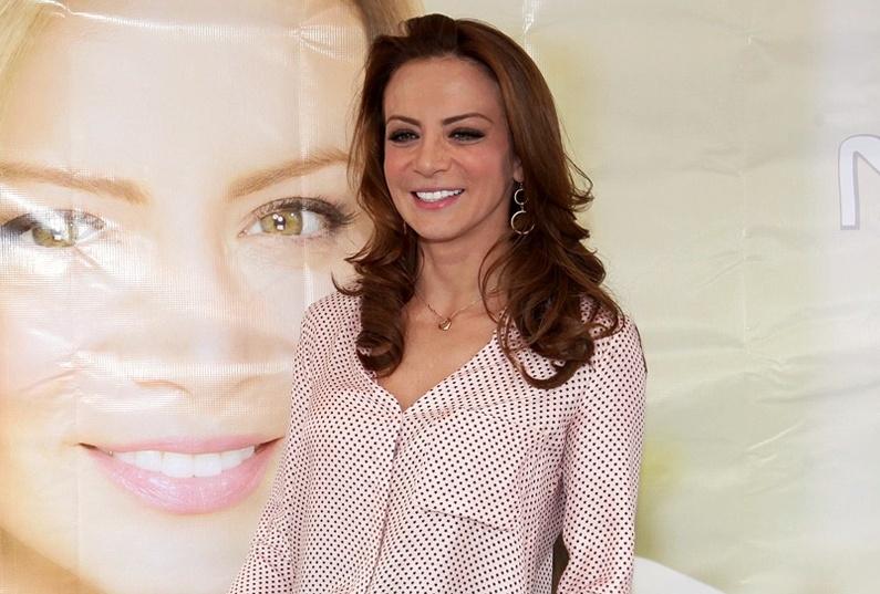 Aseguran que la actriz Silvia Navarro está embarazada