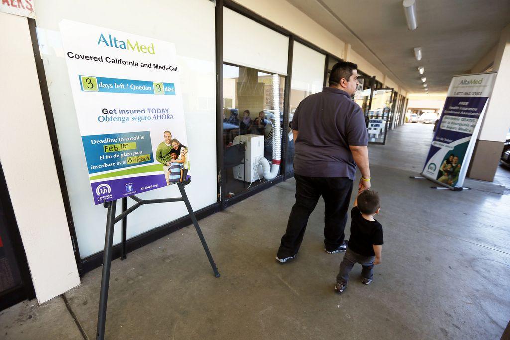 Más de 4 millones de californianos ya tienen Obamacare