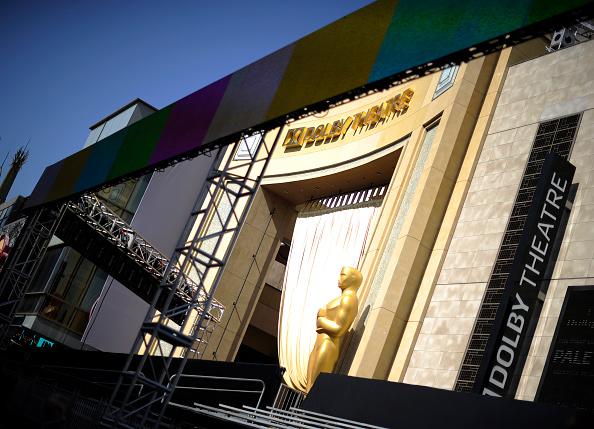 ¡Vaya glamour! Cucarachas en el Dolby Theatre a pocos días de los Oscar