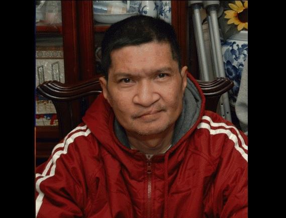 José Guevarrá, de 55 años, falleció el pasado viernes 13 cuando fue atropellado por un conductor cuando éste cruzaba la calle en su silla de ruedas.