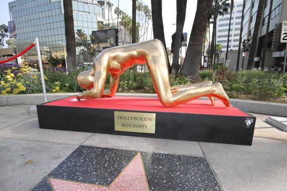 Un Oscar como nunca lo has visto… metiéndose cocaína