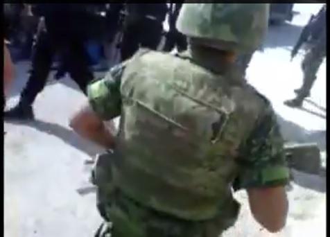 Gobierno de Coahuila acusa a reporteros por video de ejecución de civiles