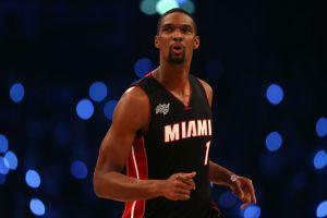 Chris Bosh se pierde el resto de la temporada del Heat por embolia pulmonar