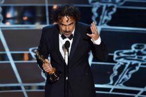 """Alejandro G. Iñárritu gana el Oscar al mejor director por """"Birdman"""""""
