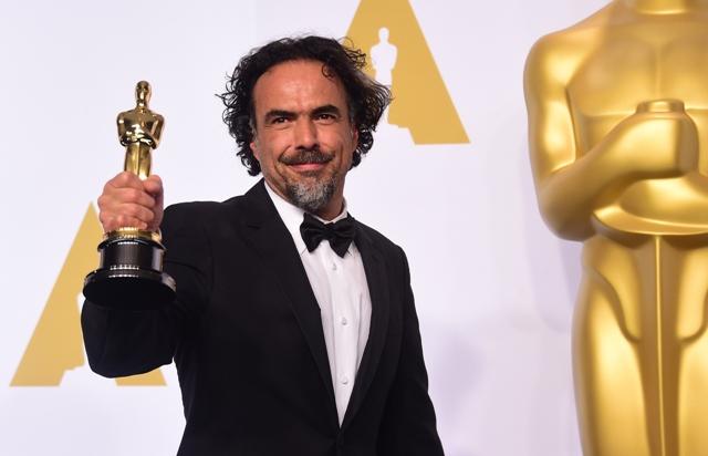 Iñárritu dedica el Oscar a los mexicanos y a los inmigrantes