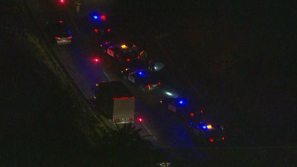 Accidente fatal en Autopista 5 cobra vida de un peatón
