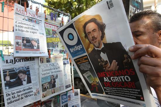 Así reaccionaron los mexicanos por triunfo de González Iñárritu
