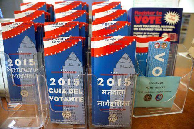 Las elecciones municipales de Los Ángeles se realizarán el 3 de marzo.