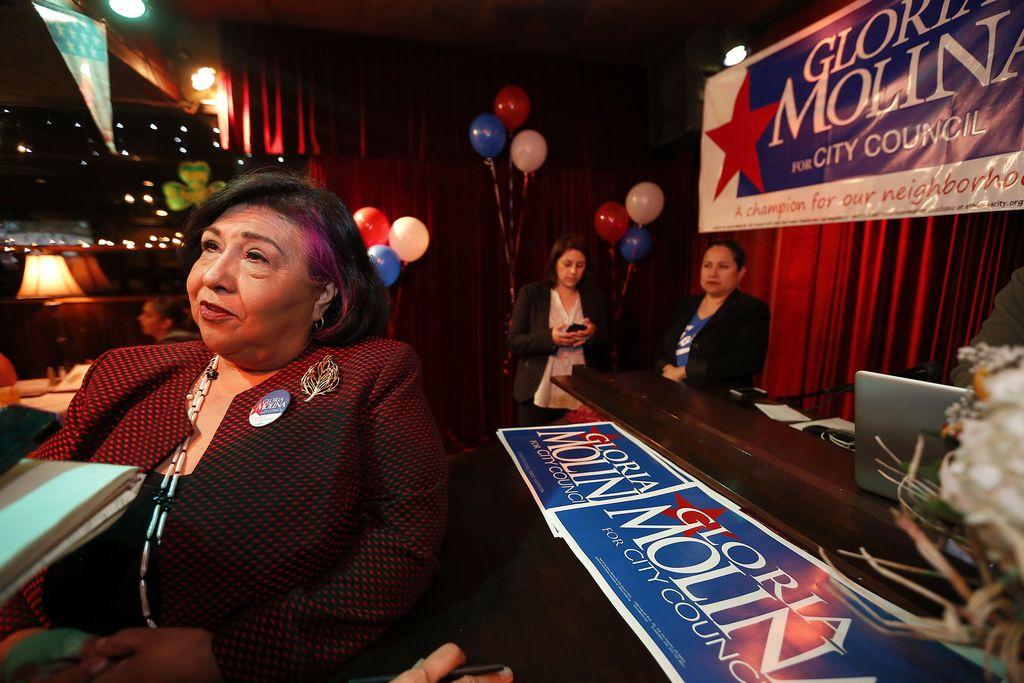 La caída de Gloria Molina
