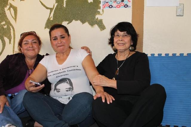 Madre mexicana se declara en huelga de hambre