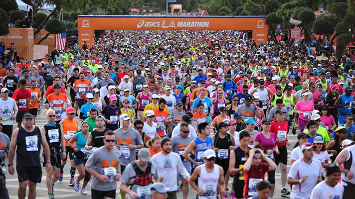 #BuenosDíasLA: Llega el Maratón de LA, y Metro sabe cómo animarte