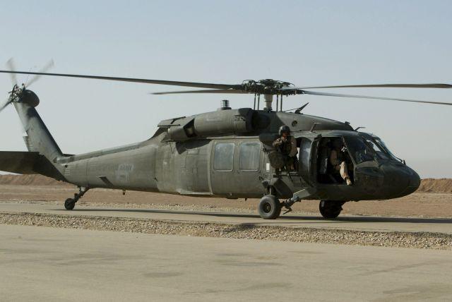 Dan por muertos a los militares a bordo de helicóptero en Florida